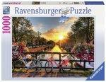 Fahrräder in Amsterdam (Puzzle)