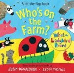 What The Ladybird Heard Flap Book