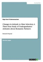 Changes in Attitude to Mate Selection. A Three-Year Study of Undergraduates' Attitudes about Romantic Partners