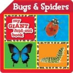 My Giant Fold Out Bugs & Spiders