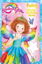 Rainbow Glitter Sticker Book - Fairy Floss