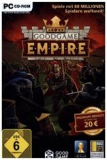 Goodgame Empire, 1 DVD-ROM