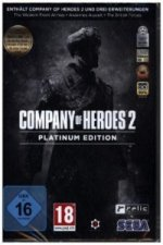 Company of Heroes 2, 1 DVD-ROM (Platinum Edition)