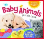 Eva Jigsaw Books Baby Animals