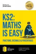 KS2: Maths is Easy - Fractions, Decimals and Percentages. in