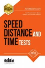 Speed, Distance and Time Tests: 100s of Sample Speed, Distan