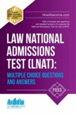 Law National Admissions Test Multiple