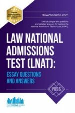 Law National Admissions Test Essay