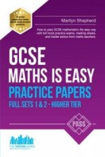 GCSE Maths Easy Pract Paper High Set 1&2