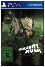 Gravity Rush, Remastered, PS4-Blu-ray Disc