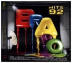 Bravo Hits, 2 Audio-CDs. Vol.92