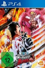 One Piece Burning Blood, 1 PS4-Blu-ray Disc