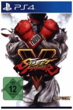 Street Fighter V, 1 PS4-Blu-ray Disc