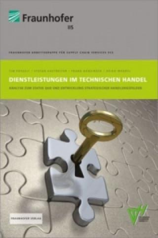 Dienstleistungen im Technischen Handel.