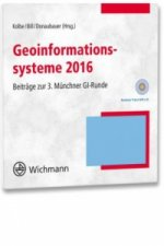 Geoinformationssysteme 2016, 1 CD-ROM
