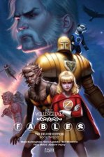 Fables The Deluxe Edition HC Book Twelve