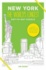 New York the World's Longest Dot-to-Dot Puzzle