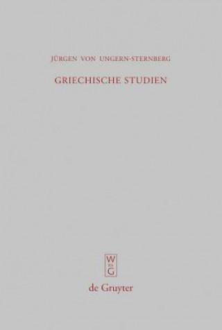 Griechische Studien