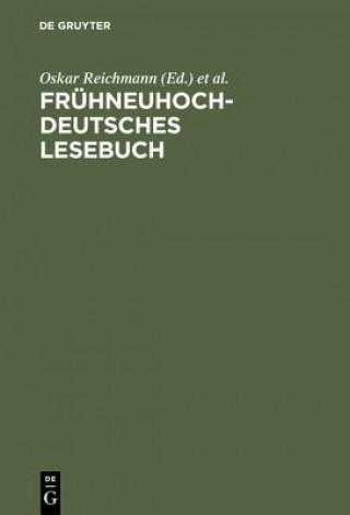 Fruhneuhochdeutsches Lesebuch