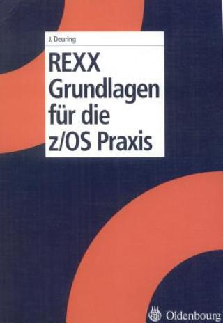 REXX Grundlagen Fur Die Z/OS Praxis