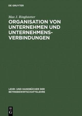 Organisation Von Unternehmen Und Unternehmensverbindungen