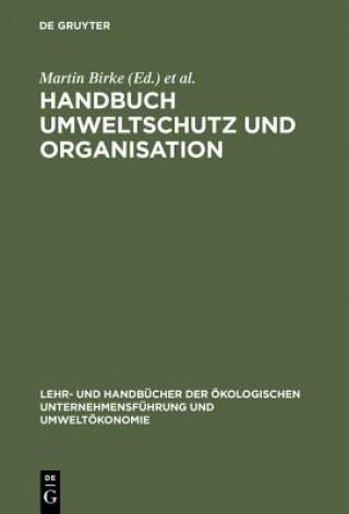 Handbuch Umweltschutz Und Organisation