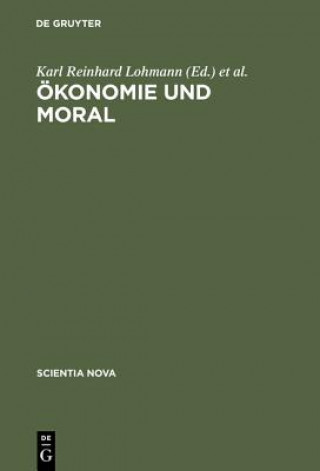 OEkonomie Und Moral