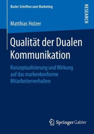 Qualitat Der Dualen Kommunikation
