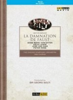 La Damnation de Faust, 1 Blu-ray (HD audio)