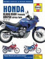 Honda XL600/650 Motorcycle Repair Manual