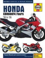 Honda CBR600 F4 Motorcycle Service and Repair Manual