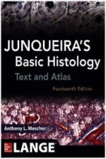 Junqueira's Basic Histology, w. CD-ROM