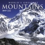 World's Greatest Mountains - Die höchsten Berge der Welt 2017 - 18-Monatskalender