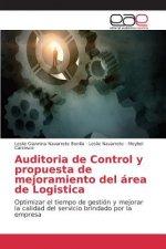 Auditoria de Control y Propuesta de Mejoramiento del Area de Logistica