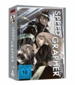 Speedgrapher-Box, 6 DVDs