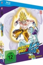 Dragonball Z Kai, 2 Blu-ray. Box.3