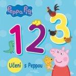 Peppa Pig Učení s Peppou 1 2 3