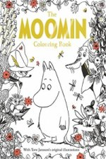 Moomin Colouring Book