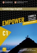 Cambridge English Empower Advanced Combo A with Online Asses