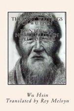 Lost Writings of Wu Hsin