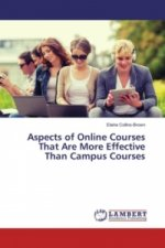Aspects of Online Courses That Are More Effective Than Campus Courses