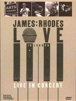 LOVE in London - James Rhodes live in Concert, 1 DVD