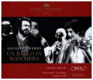 Un Ballo in Maschera, 2 Audio-CDs