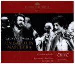 Un Ballo in Maschera, 2 Audio-CDs