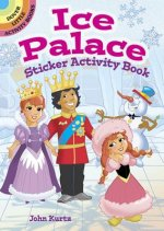 Ice Palace Sticker Activity Book