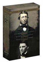 Thoreau and Emerson Boxed Set