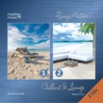 Chillout & Lounge, 2 Audio-CDs. Vol.1+2