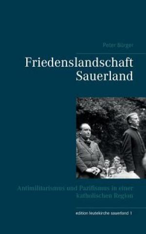 Friedenslandschaft Sauerland