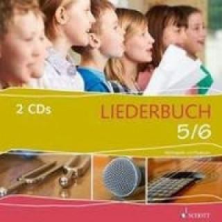 Liederbuch 5/6 - Hörbeispiele und Playbackss