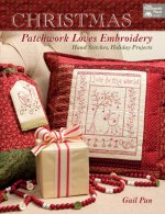 Christmas Patchwork Loves Embroidery